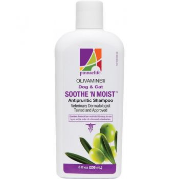 Pinnaclife Soothe 'N Moist Antipruritic Shampoo