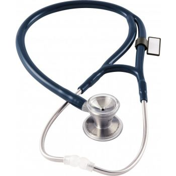 MDF® ProCardial® Titanium Dual Head Stethoscope with Titanium Chestpiece and Headset